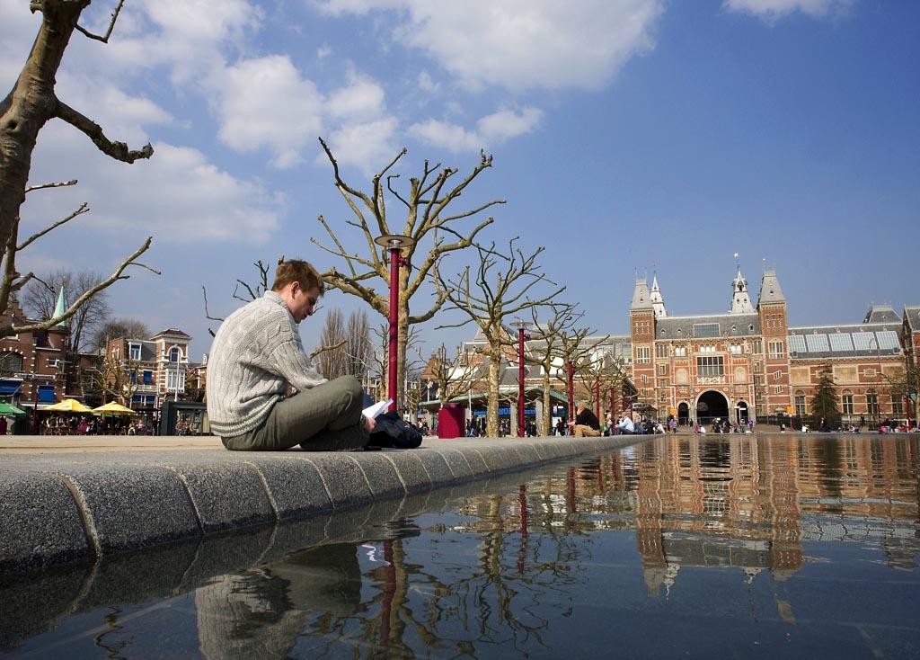 Tuintegels Goedkoop Rotterdam.Rijksmuseum Het Museum Van Nederland Te Amsterdam